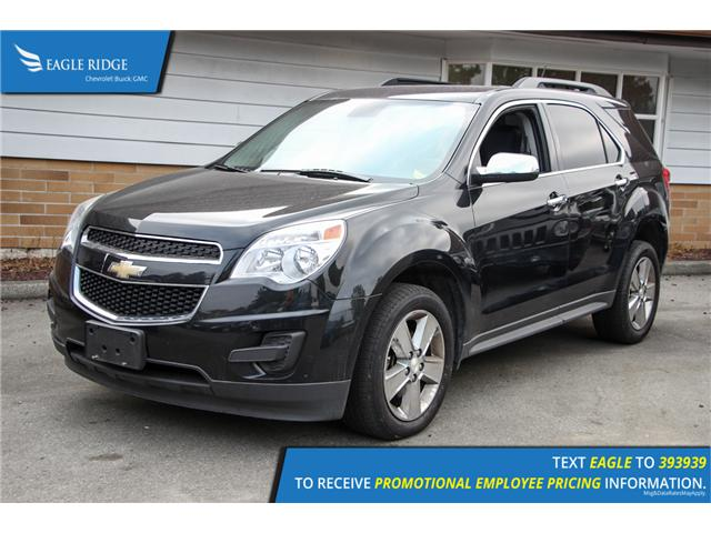 2014 Chevrolet Equinox 1LT (Stk: 149003) in Coquitlam - Image 1 of 6