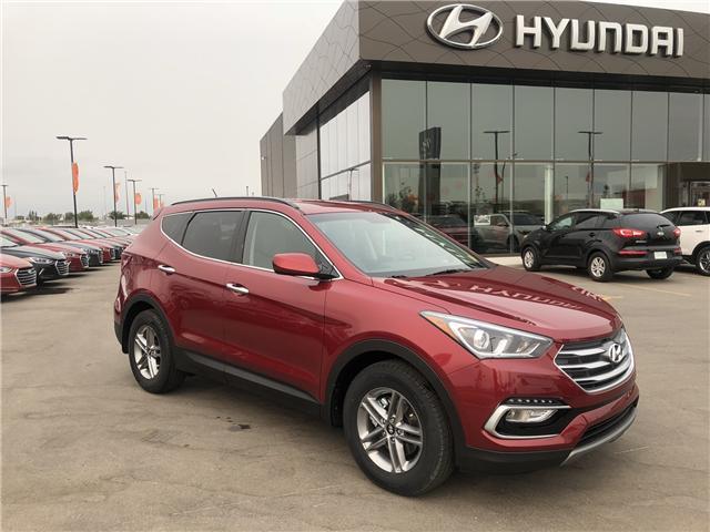 2018 Hyundai Santa Fe Sport 2.4 Base 5XYZTDLB2JG553022 H2329 in Saskatoon