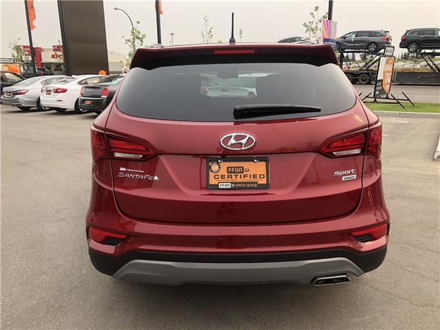 2018 Hyundai Santa Fe Sport 2.4 Base (Stk: H2329) in Saskatoon - Image 6 of 24