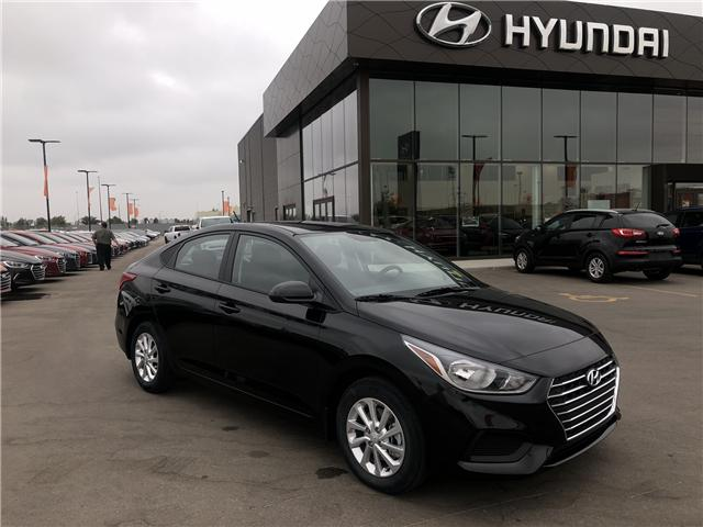 2019 Hyundai Accent Preferred (Stk: 29013) in Saskatoon - Image 1 of 25