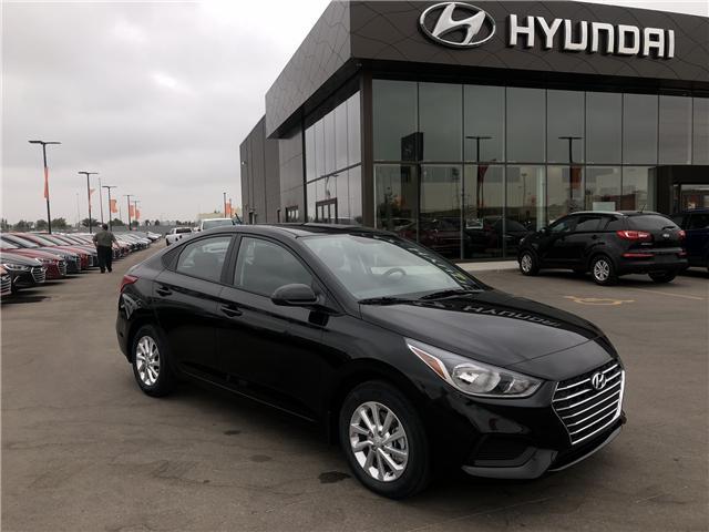2019 Hyundai Accent Preferred (Stk: 29013) in Saskatoon - Image 1 of 25