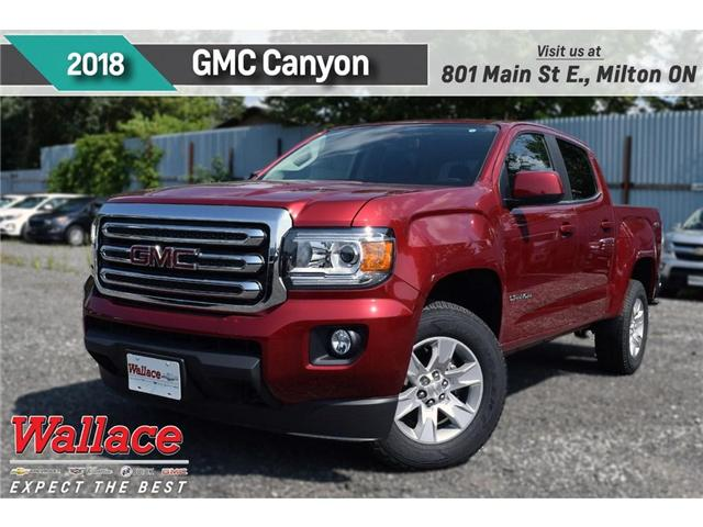2018 GMC Canyon  (Stk: 287161) in Milton - Image 1 of 9
