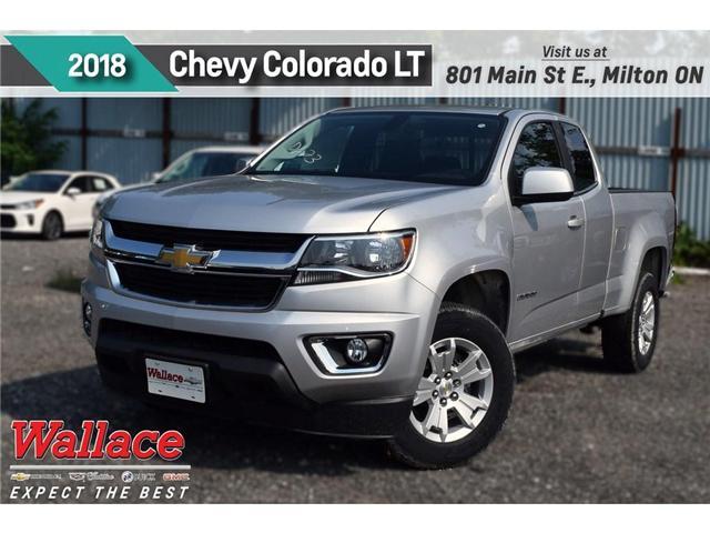 2018 Chevrolet Colorado LT (Stk: 220102) in Milton - Image 1 of 9