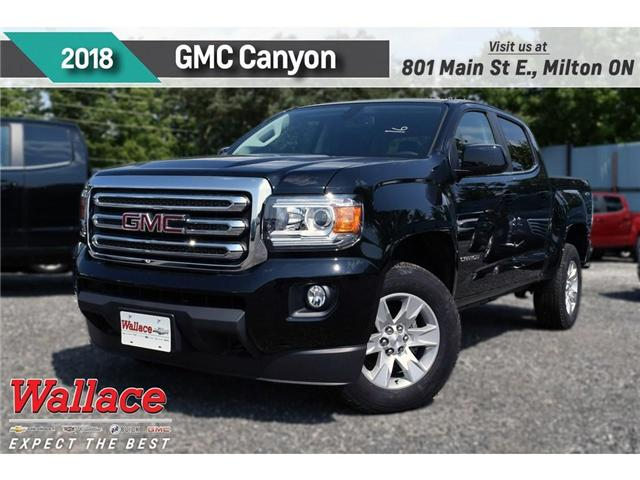 2018 GMC Canyon  (Stk: 310604) in Milton - Image 1 of 9