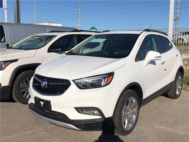 2018 Buick Encore Essence (Stk: 648968) in BRAMPTON - Image 1 of 5