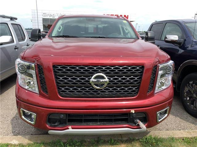 2018 Nissan Titan PRO-4X (Stk: U0701) in Cambridge - Image 2 of 5