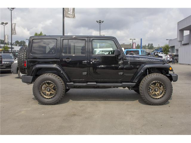 2017 Jeep Wrangler Unlimited Sahara (Stk: H654187) in Surrey - Image 8 of 26