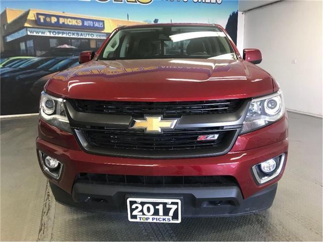 2017 Chevrolet Colorado Z71 (Stk: 1272507) in NORTH BAY - Image 2 of 17