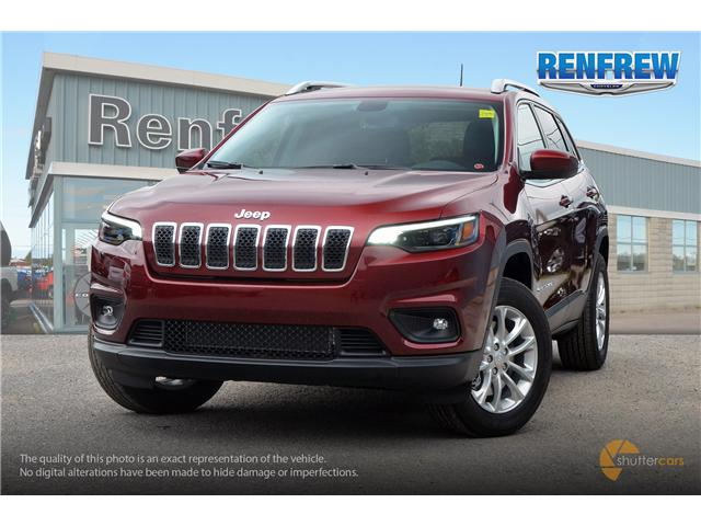 2019 Jeep Cherokee North (Stk: K012) in Renfrew - Image 1 of 20