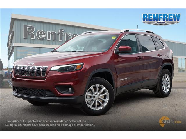 2019 Jeep Cherokee North (Stk: K012) in Renfrew - Image 2 of 20