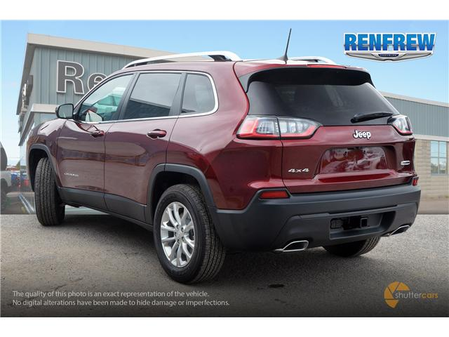 2019 Jeep Cherokee North (Stk: K012) in Renfrew - Image 4 of 20