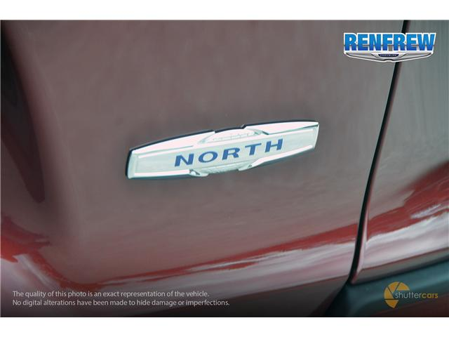 2019 Jeep Cherokee North (Stk: K012) in Renfrew - Image 6 of 20