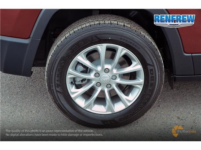 2019 Jeep Cherokee North (Stk: K012) in Renfrew - Image 7 of 20