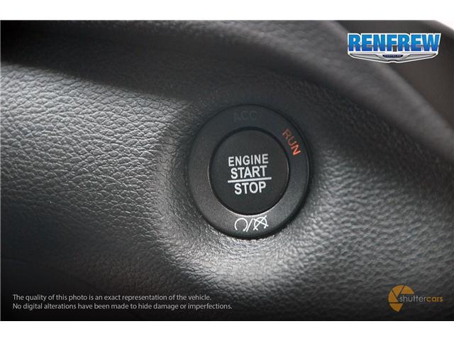 2019 Jeep Cherokee North (Stk: K012) in Renfrew - Image 18 of 20