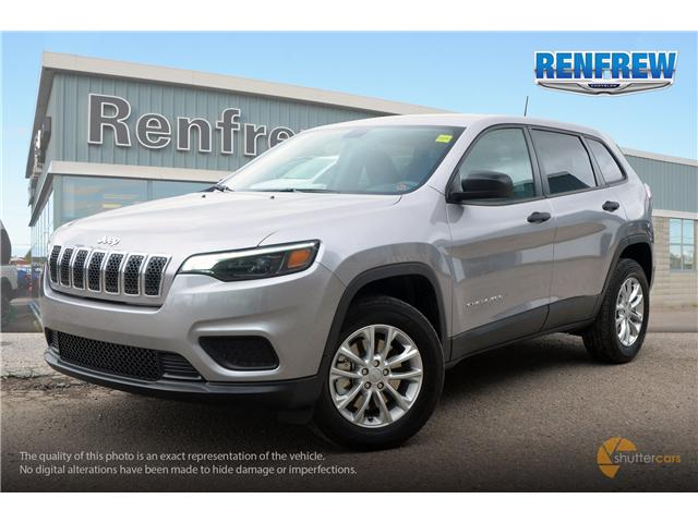 2019 Jeep Cherokee Sport (Stk: K013) in Renfrew - Image 2 of 20
