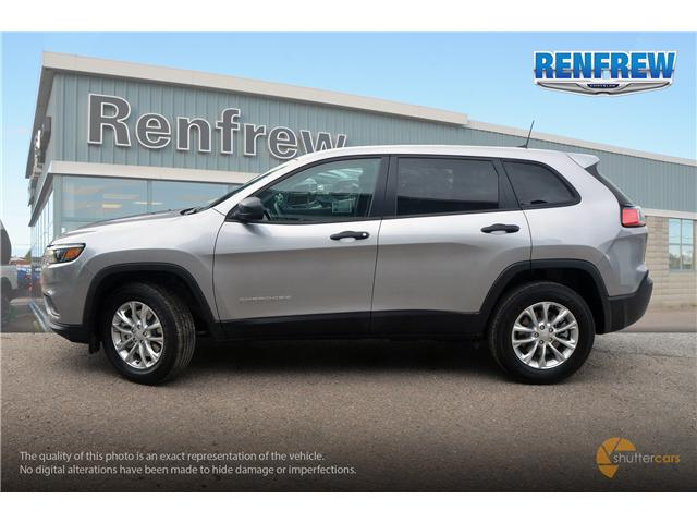 2019 Jeep Cherokee Sport (Stk: K013) in Renfrew - Image 3 of 20