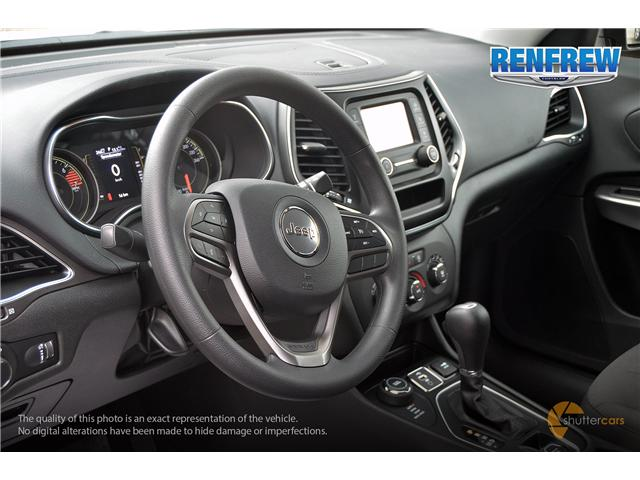 2019 Jeep Cherokee Sport (Stk: K013) in Renfrew - Image 9 of 20