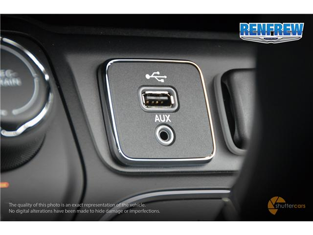 2019 Jeep Cherokee Sport (Stk: K013) in Renfrew - Image 18 of 20
