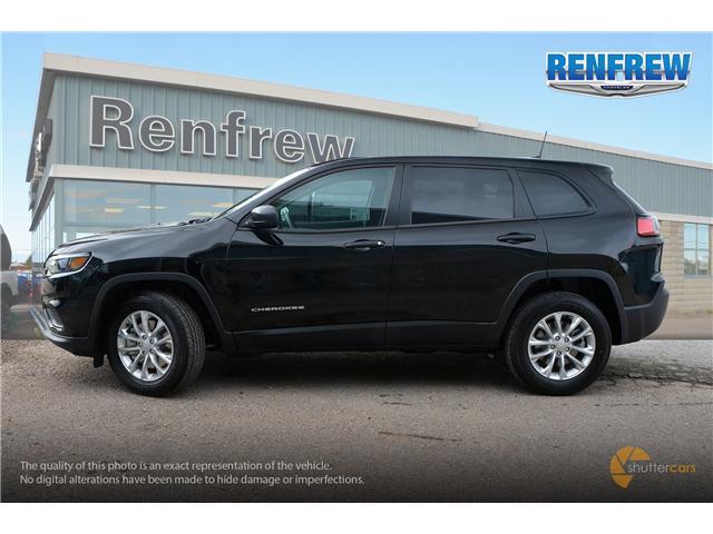 2019 Jeep Cherokee Sport (Stk: K015) in Renfrew - Image 3 of 20