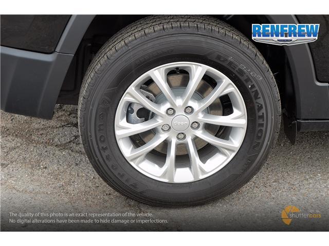 2019 Jeep Cherokee Sport (Stk: K015) in Renfrew - Image 7 of 20