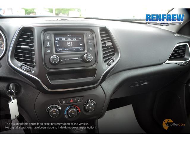 2019 Jeep Cherokee Sport (Stk: K015) in Renfrew - Image 14 of 20