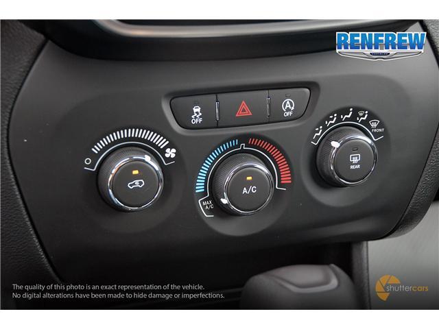 2019 Jeep Cherokee Sport (Stk: K015) in Renfrew - Image 17 of 20
