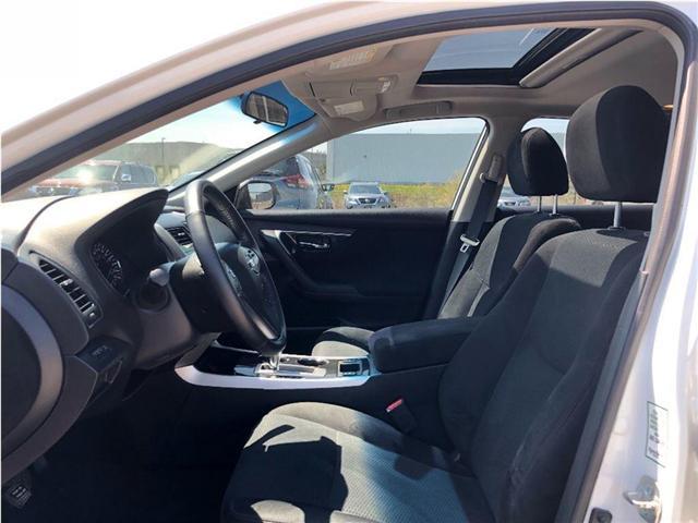 2014 Nissan Altima 2.5 SV (Stk: U2956) in Scarborough - Image 10 of 23