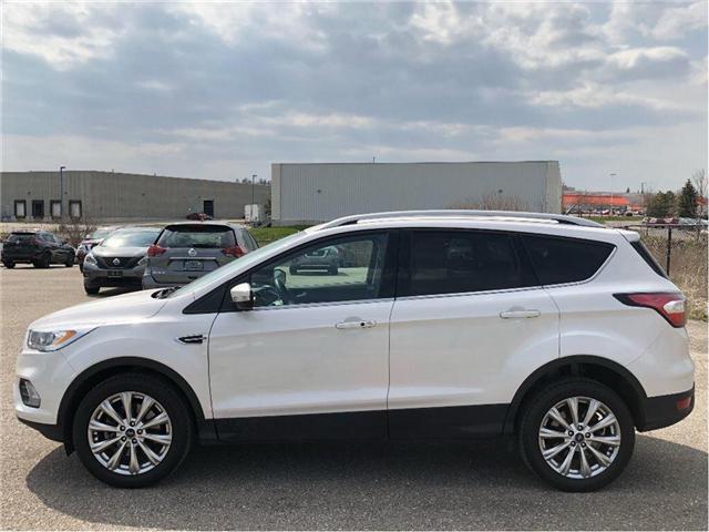 2017 Ford Escape Titanium (Stk: M9408A) in Scarborough - Image 2 of 26