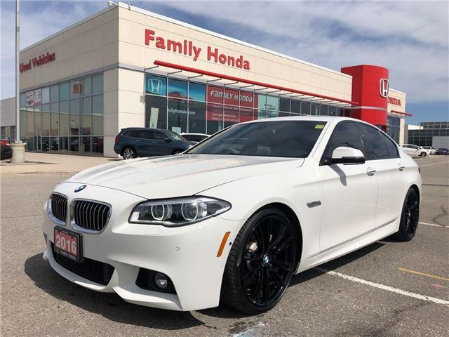 2016 BMW 535I xDrive, LUXURIOUS AND STUNNING! (Stk: 8118077B) in Brampton - Image 1 of 27