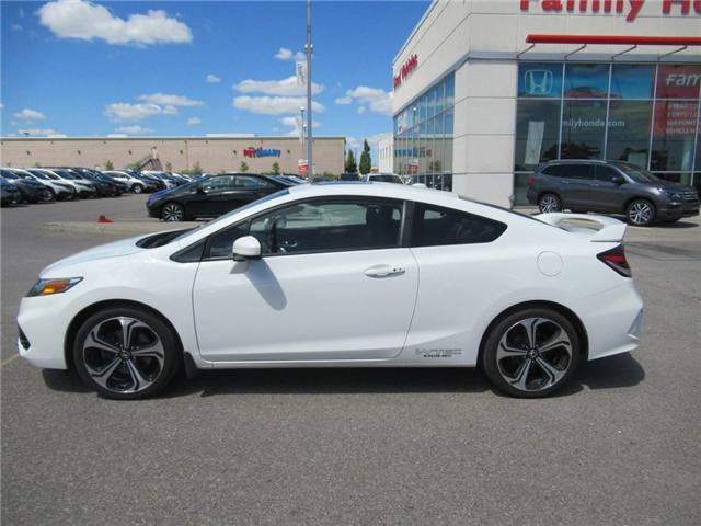 2015 Honda Civic Si, WELL MAINTAINED!! (Stk: 8220342A) in Brampton - Image 2 of 25