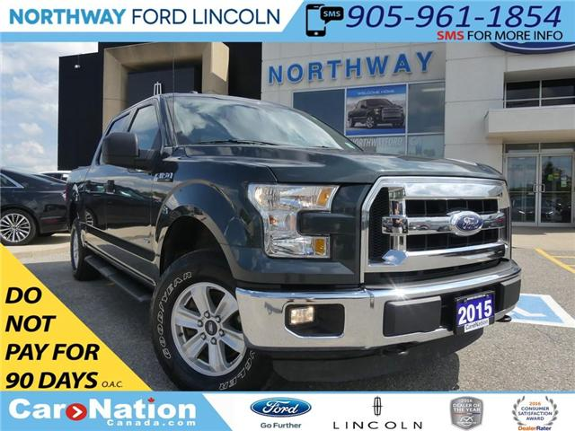 2015 Ford F-150 XLT | TONNEAU COVER | 4X4 | RUNNING BOARDS | (Stk: F189852A) in Brantford - Image 1 of 22