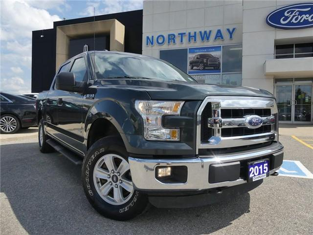 2015 Ford F-150 XLT | TONNEAU COVER | 4X4 | RUNNING BOARDS | (Stk: F189852A) in Brantford - Image 2 of 22