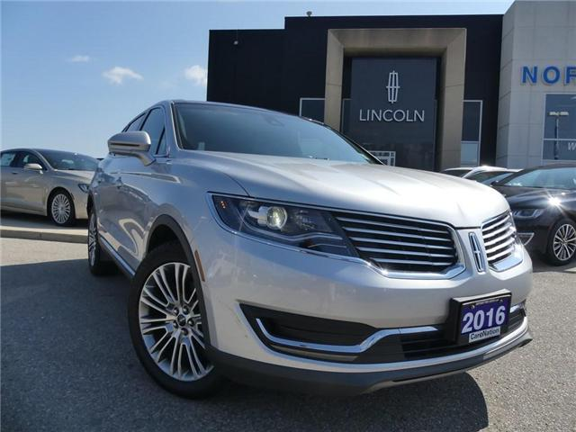 2016 Lincoln MKX Reserve | NAV | REAR CAM | PANO ROOF | TOW PKG | (Stk: P5024) in Brantford - Image 2 of 28