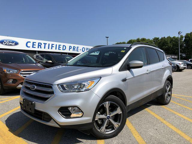 2017 Ford Escape SE (Stk: ES18708A) in Barrie - Image 1 of 30
