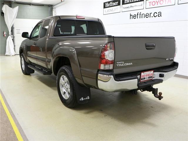 2010 Toyota Tacoma Base V6 (Stk: 185990) in Kitchener - Image 6 of 19