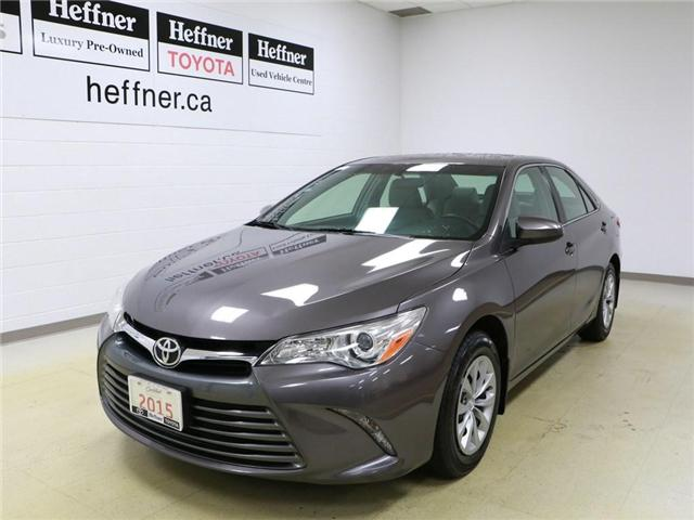 2015 Toyota Camry LE (Stk: 185961) in Kitchener - Image 1 of 21