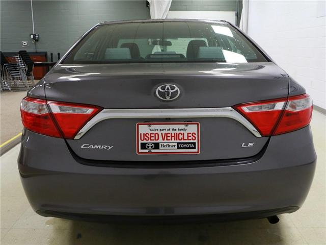 2015 Toyota Camry LE (Stk: 185961) in Kitchener - Image 8 of 21