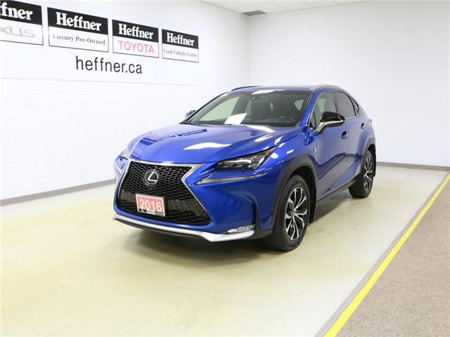 2016 Lexus NX 200t Base (Stk: 187235) in Kitchener - Image 1 of 24