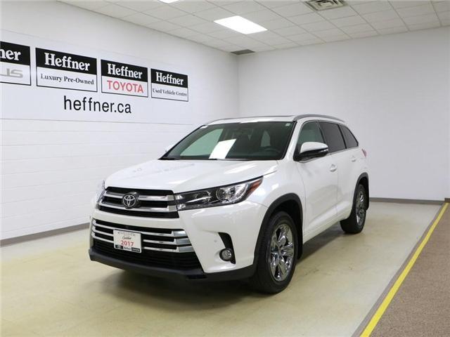 2017 Toyota Highlander  5TDDZRFH3HS392294 186001 in Kitchener