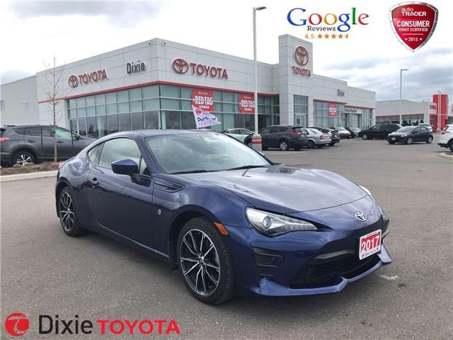 2017 Toyota 86 Base (Stk: D180102A) in Mississauga - Image 1 of 16