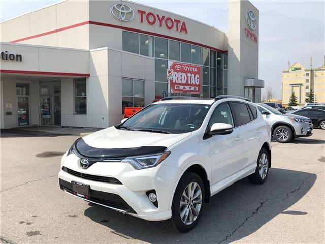 2018 Toyota RAV4 Limited (Stk: 18113) in Bowmanville - Image 1 of 18
