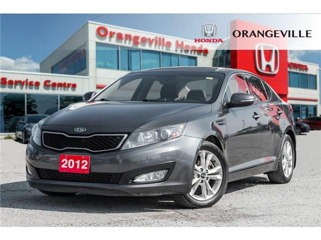 2012 Kia Optima  (Stk: C18059C) in Orangeville - Image 1 of 20