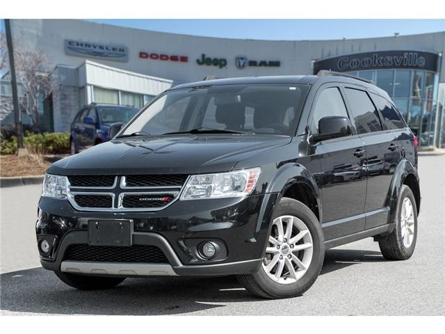 2013 Dodge Journey SXT/Crew (Stk: 274105T) in Mississauga - Image 1 of 19