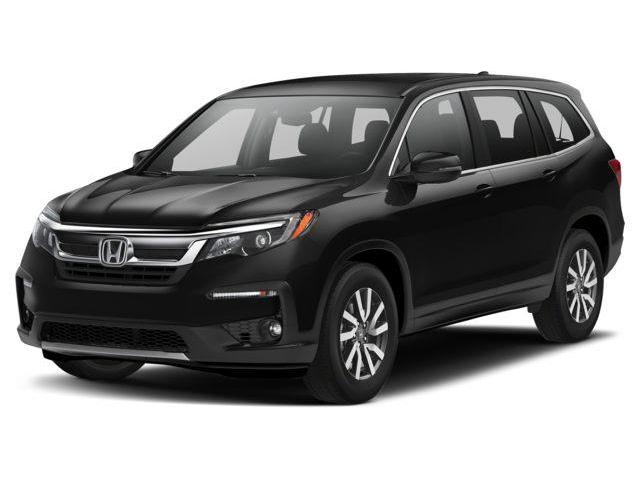 2019 Honda Pilot EX-L Navi (Stk: H25300) in London - Image 1 of 2