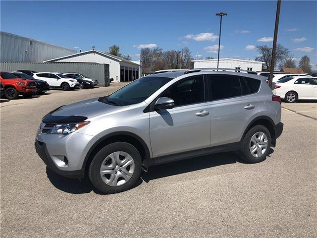 2015 Toyota RAV4 LE (Stk: U08818) in Goderich - Image 1 of 18