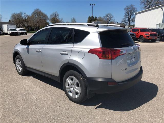2015 Toyota RAV4 LE (Stk: U08818) in Goderich - Image 2 of 18