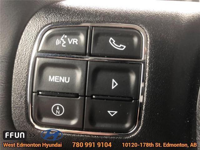 2017 Jeep Wrangler Unlimited Sahara (Stk: P0645) in Edmonton - Image 21 of 22