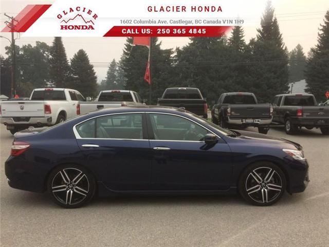 2016 Honda Accord Touring (Stk: V-4269-A) in Castlegar - Image 1 of 26
