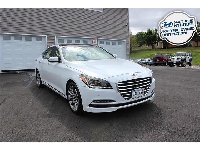 2015 Hyundai Genesis 3.8 Luxury (Stk: U1783) in Saint John - Image 1 of 24