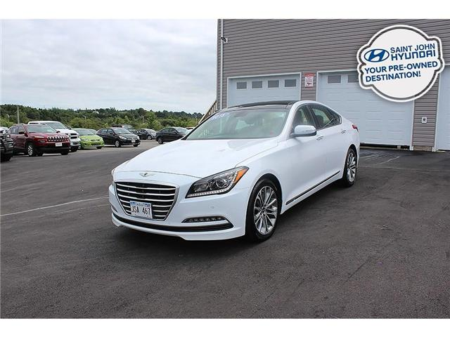 2015 Hyundai Genesis 3.8 Luxury (Stk: U1783) in Saint John - Image 2 of 24